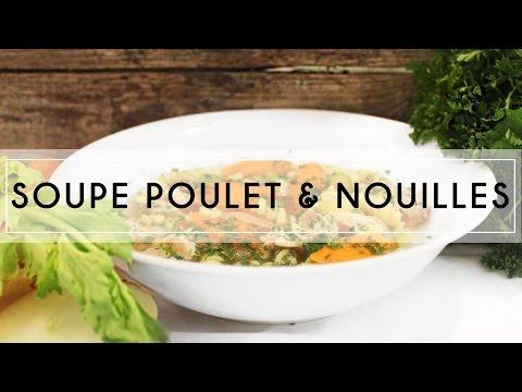 soupe-poulet-et-nouilles-facile