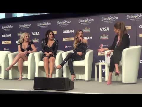 ESCKAZ in Kyiv: OG3NE (The Netherlands) press-conference