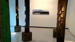 Una exposición homenajea en Bilbao a Agustín Ibar