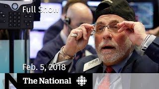 Video The National for Monday, February 5, 2018 download MP3, 3GP, MP4, WEBM, AVI, FLV Oktober 2018