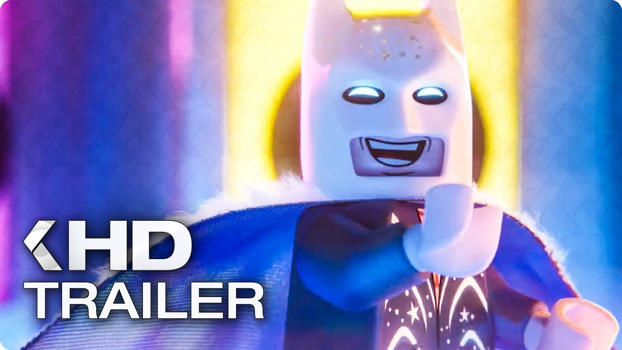 THE LEGO MOVIE 2 Trailer 3 (2019)