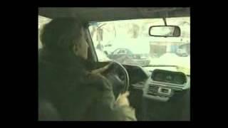 Видео урок вождения  Методика прохождения поворотов