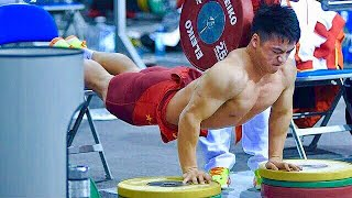 Chinese weightlifting training camp | Part 3