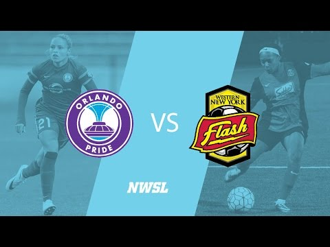 Orlando Pride vs. Western New York Flash