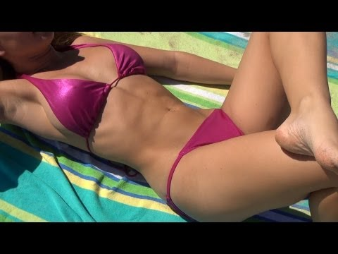 10 Minute Intense Belly Fat Destroyer Sexy Bikini ABS WORKOUT!!