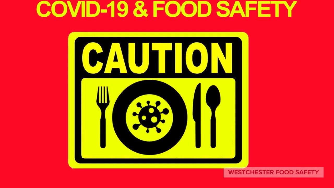 COVID Westchester Food Safety Tips