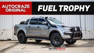 OFFROAD RAVAGE // Fuel Trophy Wheels + BF Goodrich Tyres // Ford Ranger Wildtrak Rims    AutoCraze(, 2017-01-09T03:11:41.000Z)