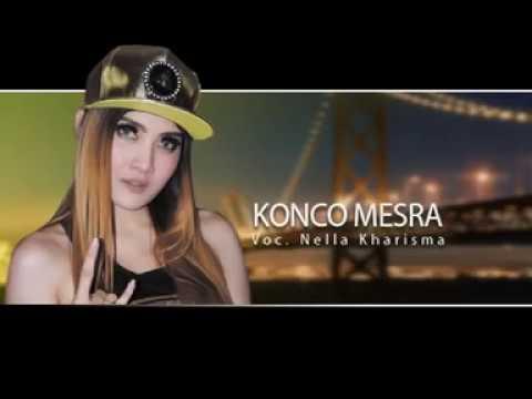 Nella Kharisma - Konco Mesra (Official Music Video) - The Rosta - Aini Record
