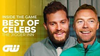 Celebrities in St. Andrews!   Jamie Dornan, Ronan Keating, Matthew Goode   Alfred Dunhill Links