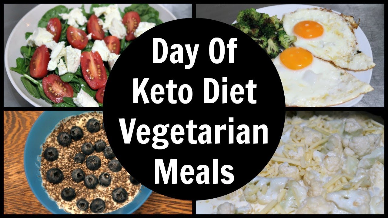 what can vegetarians eat on a keto diet