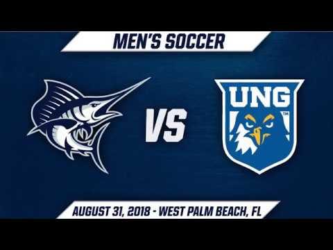 PBA Men's Soccer Highlights Vs. North Georgia 8-31-2018