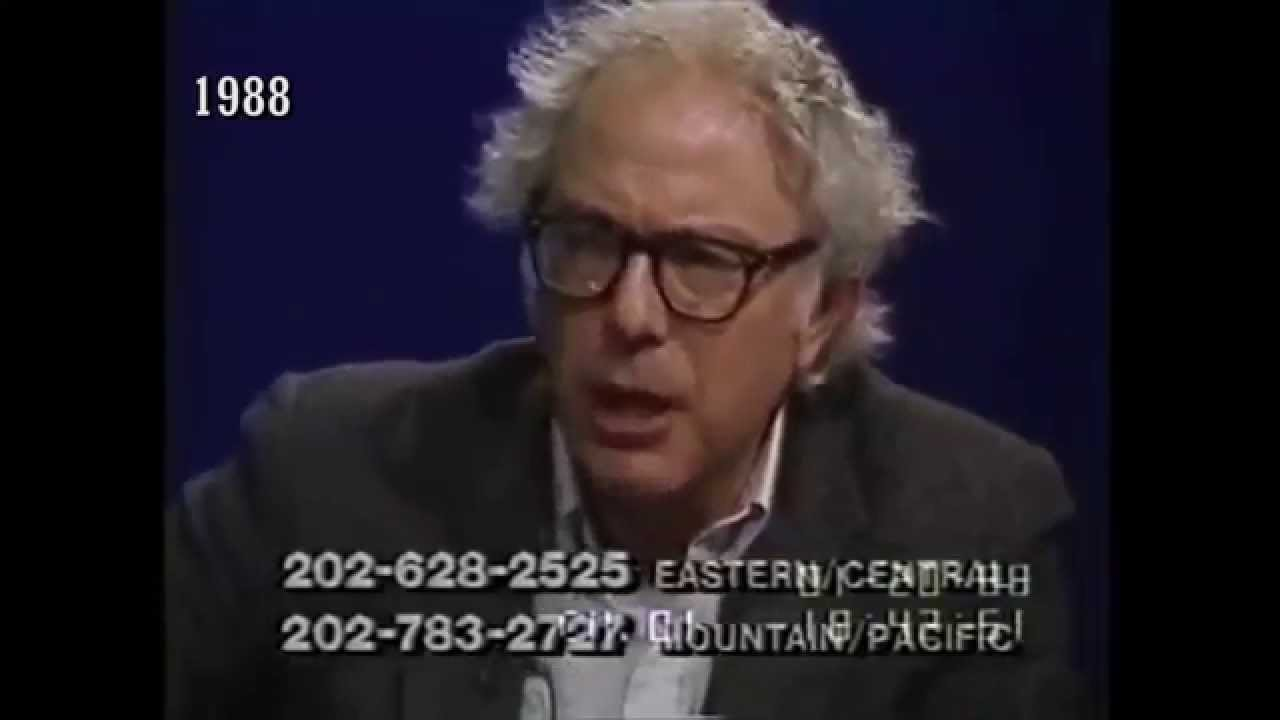 Image result for young Bernie Sanders you tube
