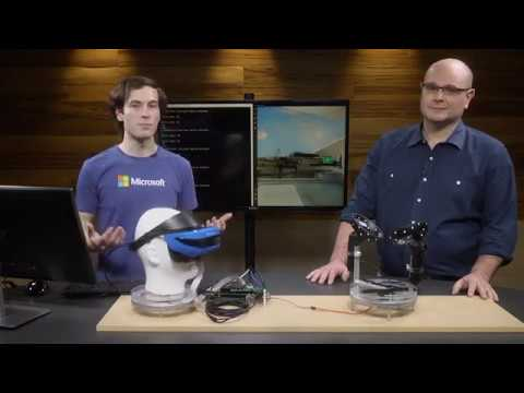 Microsoft HoloLens   Windows Mixed Reality HMD Exerciser