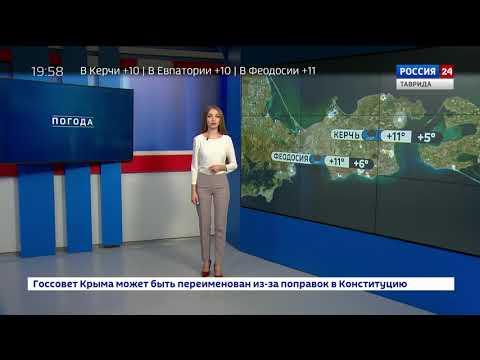 Погода в Крыму на 5 февраля
