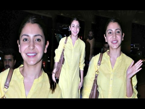 Anushka Sharma Looks Flawless Without Makeup