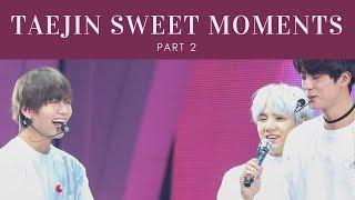 Taejin Sweet Moments Part 2 태진 뷔진