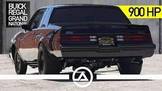 900 WHP 1987 Buick Grand National | The Perfect Drag Car??