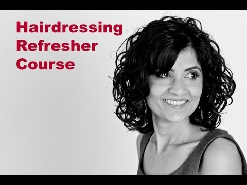 Hairdressing Refresher Series