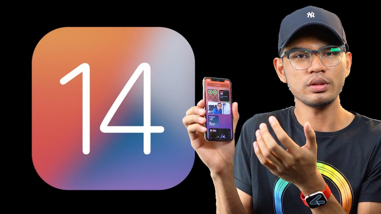Problem Kene Hadap Bila Pakai iOS 14 !