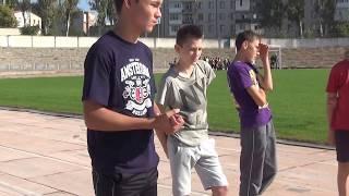 Лёгкая атлетика 2000 г.р. и младше бег 60 метров юноши Александр Мануйло