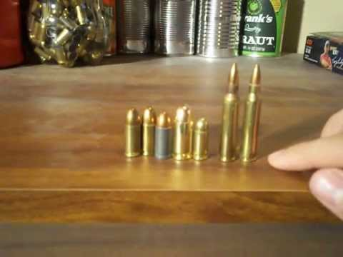 Ammunition with Multiple Names