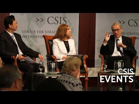 Strait Talk: Taiwan's 2016 Elections and the United States-Panel 1