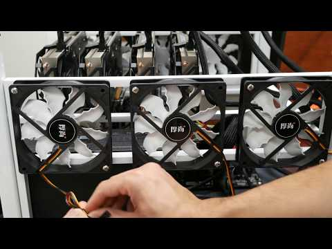 How Much can you make from building and mining 6 GPU rig wit