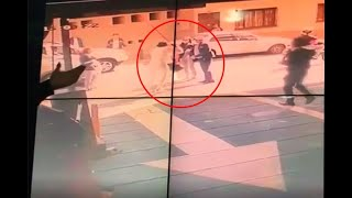 Video muestra la fuga de Aida Merlano desde tercer piso en centro médico de Bogotá