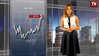 InstaForex tv news: UK economic reports may prompt BOE to hike the rate  (13.02.2018)