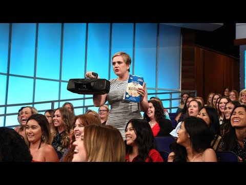 You Won't Believe What This Audience Member Wrote to Ellen About from YouTube · Duration:  1 minutes 48 seconds