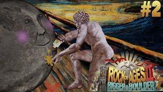Rock of Ages 2 Bigger Boulder 2 SCREAM КРИК