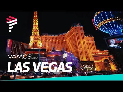 Las Vegas: the world capital of entertainment