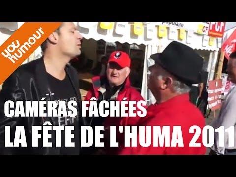"Olivier PERRIN, Caméra fâchée ""La Fête de l'Huma"""