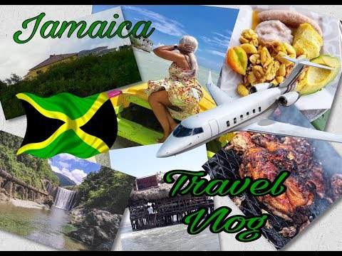TRAVEL VLOG JAMAICA/SUMMER 2018-Beautybyposh