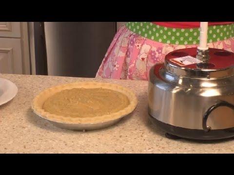 Acorn Squash Vegan Pie : Vegan Delights