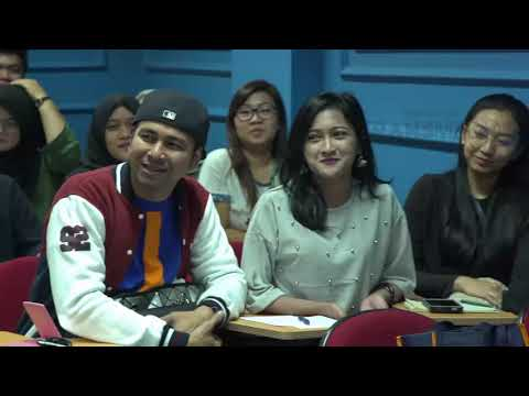 RAFFI BILLY & FRIENDS - Raffi & Billy Ikutan Masuk Kelas & Belajar Di LSPR (21/10/18) Part 2