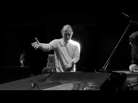 """Thom Yorke, Katia & Marielle Labeque, David Chalmin - """"Don't Fear the Light"""" (Rehearsal)"""