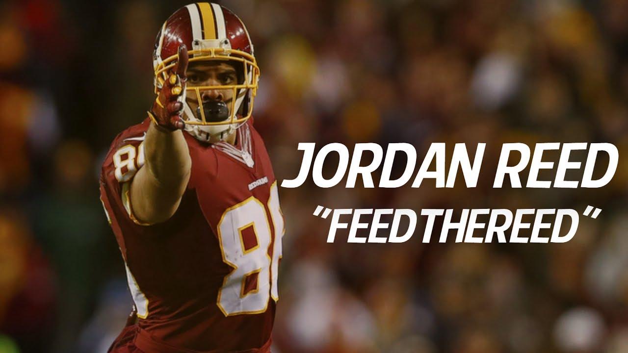 """FeedTheReed"""" Jordan Reed 2016 17 Highlights"""
