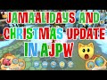 JAMMALIDAYS AND CHRISTMAS UPDATE IN AJPW!! AND PACKS!!