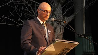100-lecie Szkoły Podstawowej nr 4 - dyrektor Dariusz Bastek