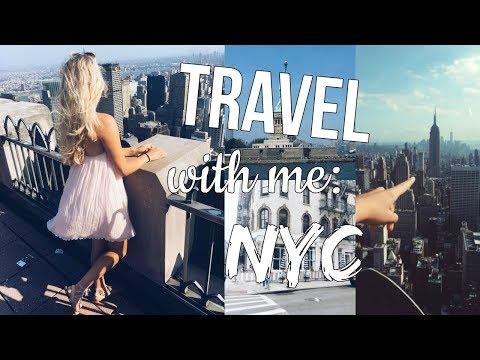 WEEK IN MY LIFE: NEW YORK TRIP!