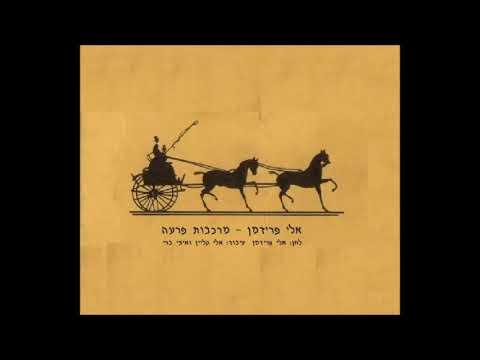 אלי פרידמן - מרכבות פרעה | הסינגל החדש | eli friedman