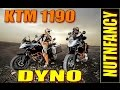 KTM 1190 Dynos an Embarrassing 106HP