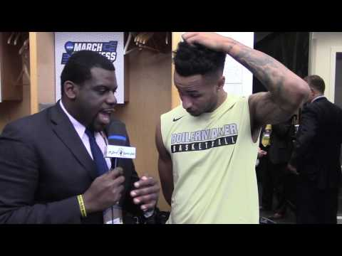 2017 NCAA Tournament; Vincent Edwards interview (03.16.17)