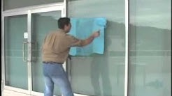 WindOCoat, Simply Paint and Peel Off!