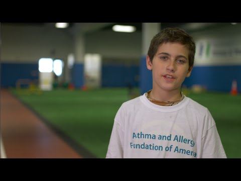 What It Feels Like to Have Asthma - Help #TackleAsthma for Kids