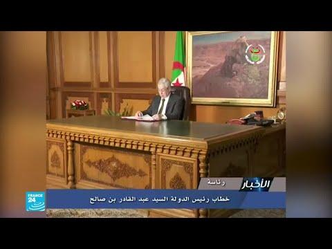 فتوى دستورية في الجزائر تمدد حكم عبد القادر بن صالح