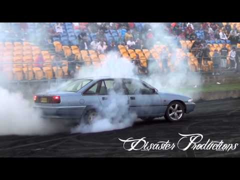 24 Minutes Of Mang at Burnout Mayhem 2013