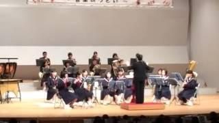 街角コンサート2014まんのう中学校3