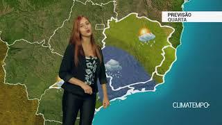 Previsão Sudeste - Risco de temporal